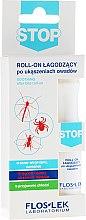 Духи, Парфюмерия, косметика Средство для успокоения укосов насекомых - Floslek STOP Roll-on Soothing Bites Insects