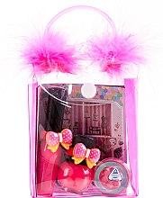 Parfumuri și produse cosmetice Set de cosmetică pentru fetițe - Tutu Mix 21(n/polish/5ml+lip/gloss/7ml+eye/cheek/mus/2,5g+bag)
