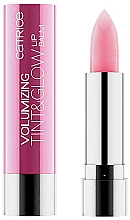 Parfumuri și produse cosmetice Balsam de buze - Catrice Volumizing Tint & Glow Lip Balm