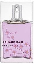 Parfumuri și produse cosmetice Armand Basi In Flowers - Apă de toaletă (tester cu capac)