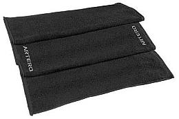 Parfumuri și produse cosmetice Prosop, negru, 50*85 cm - Artero Toalla Negra