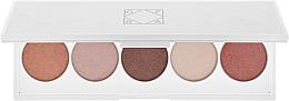 Parfumuri și produse cosmetice Paletă fard de ochi - Ofra Signature Palette Radiant Eyes