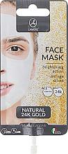 Parfumuri și produse cosmetice Mască cu particule de aur pentru față - Lambre Natural 24K Gold Face Mask