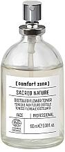 Parfumuri și produse cosmetice Toner facial parfumat - Comfort Zone Sacred Nature Distilled Flower Toner