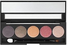 Parfumuri și produse cosmetice Paleta fard de pleoape - Hean Eye Shadow High Definition