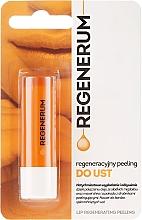 Parfumuri și produse cosmetice Scrub pentru buze - Aflofarm Regenerum Lip Peeling