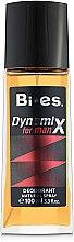 Parfumuri și produse cosmetice Bi-Es Dynamix - Deodorant spray parfumat