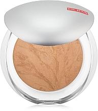 Parfumuri și produse cosmetice Pudră pentru față compactă coaptă - Pupa Luminys Silky Baked Face Powder