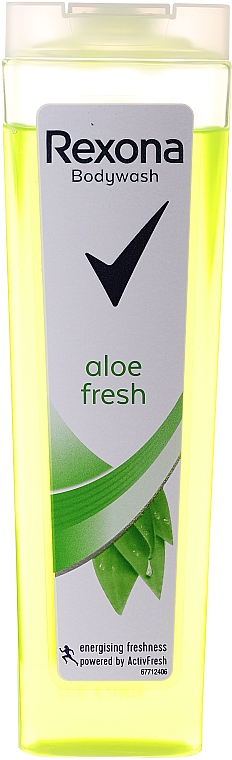 Set - Rexona Motion Sense Woman Aloe Fresh (deo/150ml + sh/gel/250ml) — Imagine N2