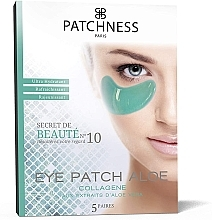 Духи, Парфюмерия, косметика Patch-uri cu extract de aloe vera - Patchness Eye Patch Aloe