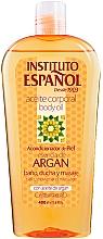 Parfumuri și produse cosmetice Ulei de corp - Instituto Espanol Argan Essence Body Oil