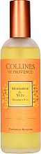 "Parfumuri și produse cosmetice Аромат для дома ""Мандарин и Юдзу"" - Collines de Provence Mandarin & Yuzu"