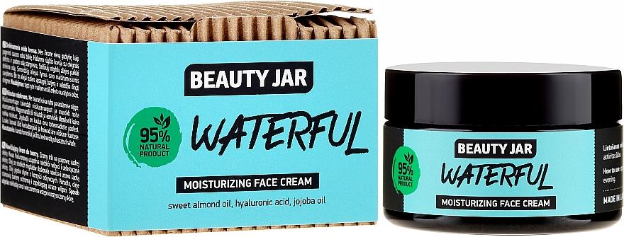 Cremă hidratantă pentru față - Beauty Jar Waterful Moisturizing Face Cream