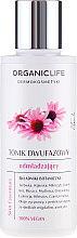 Parfumuri și produse cosmetice Tonic pentru față - Organic Life Dermocosmetics Skin Essentials