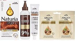 Parfumuri și produse cosmetice Vopsea de păr - Joanna Hair Color Naturia Organic