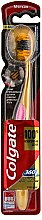 Parfumuri și produse cosmetice Periuță de dinți, moale, roz - Colgate Toothbrush