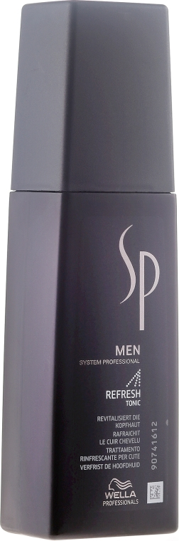 Tonic revigorant - Wella SP Men Refresh Tonic — Imagine N1