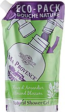 """Parfumuri și produse cosmetice Gel de duș """"Migdale"""" - Ma Provence Shower Gel Almond (Supliment)"""