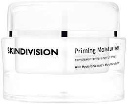Parfumuri și produse cosmetice Primer hidratant pentru față - SkinDivision Priming Moisturizer