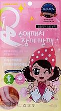 Parfumuri și produse cosmetice Patch-uri detoxifiante pentru picioare - Pilaten Nursing Rose Foot Patch
