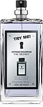 Parfumuri și produse cosmetice Antonio Banderas The Secret - Apă de toaletă (tester fără capac)