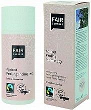 Parfumuri și produse cosmetice Peeling pentru corp - Fair Squared Apricot Peeling Intimate