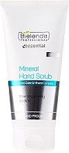 Духи, Парфюмерия, косметика Минеральный пилинг для рук - Bielenda Professional Mineral Hand Scrub