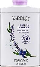 Parfumuri și produse cosmetice Pudră de talc pentru corp - Yardley English Lavender Perfumed Talc