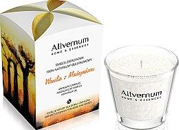 """Parfumuri și produse cosmetice Lumânare parfumată """"Vanilie din Madagascar"""" - Allverne Home&Essences Candle"""