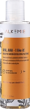 Parfumuri și produse cosmetice Tonic micro exfoliant pentru față - Alkemie Nature's Treasure Aha Aha I Like It! Tonic