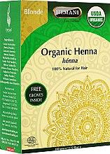 Parfumuri și produse cosmetice Henna pentru păr - Hemani Organic Henna