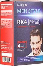 Parfumuri și produse cosmetice Vopsea de păr pentru bărbați - Marion Men Style 4 Steps Grey Hair Reducer