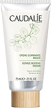 Parfumuri și produse cosmetice Cremă-scub delicată - Caudalie Cleansing & Toning Gentle Buffing Cream