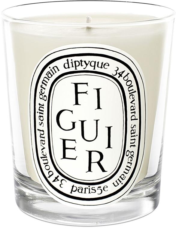 Lumânare aromatică - Diptyque Figuier Candle — Imagine N1