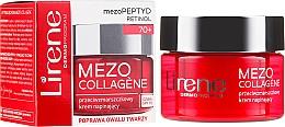 Parfumuri și produse cosmetice Cremă anti-rid de zi pentru față - Lirene Mezo Collagene SPF 15