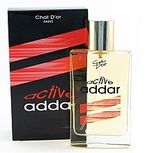 Parfumuri și produse cosmetice Chat D'or Active Addar - Balsam după ras