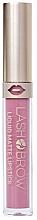 Parfumuri și produse cosmetice Ruj lichid mat - Lash Brow