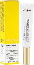 Parfumuri și produse cosmetice Crema pentru pleoape - Decleor Prolagene Lift Lift & Firm Eye Cream