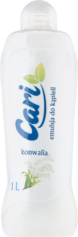 "Emulsie pentru baie ""Crinul văii"" - Cari Bath Emulsion"