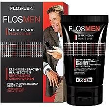 Parfumuri și produse cosmetice Cremă regeneratoare anti-rid pentru bărbați - Floslek Flosmen Revitalizing Anti-Wrinkle Cream For Men