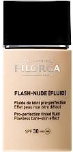 Parfumuri și produse cosmetice Fond de ten - Filorga Flash Nude SPF 30