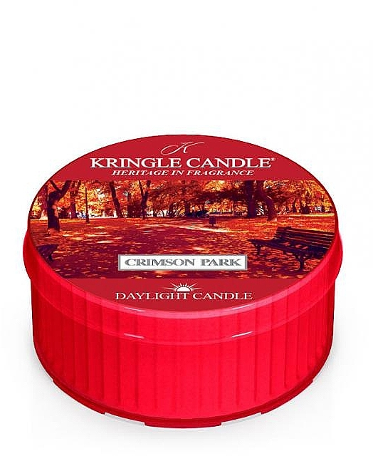 Чайная свеча - Kringle Candle Daylight Crimson Park