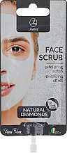 Parfumuri și produse cosmetice Scrub cu diamante pentru față - Lambre Natural Diamonds Face Scrub