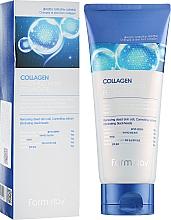 Parfumuri și produse cosmetice Peeling gel cu colagen - FarmStay Collagen Water Full Moist Peeling Gel