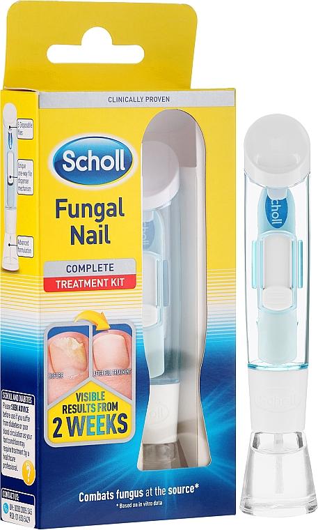 Tratament pentru unghii - Scholl Fungal Nail Treatment