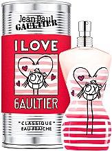 Parfumuri și produse cosmetice Jean Paul Gaultier Classique Eau Fraiche Andre Edition - Apă de toaletă