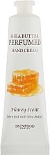 Parfumuri și produse cosmetice Cremă de mâini - Skinfood Shea Butter Perfumed Hand Cream Honey Scent