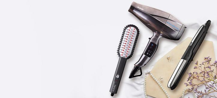 La achiziționarea produselor Babyliss începând cu suma de 1050 MDL, primești cadou o perie de îndreptat părul
