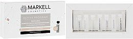 Parfumuri și produse cosmetice Peeling regenerant pentru față - Markell Professional Active Program