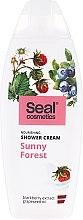 Духи, Парфюмерия, косметика Питательный крем для душа - Seal Cosmetics Sunny Forest Shower Cream